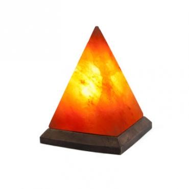 Соляной светильник STAY GOLD Пирамида малая