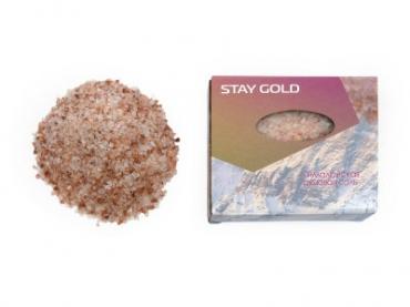 Гималайская розовая соль для ванны, фракция 0,5мм STAY GOLD 0,5 кг