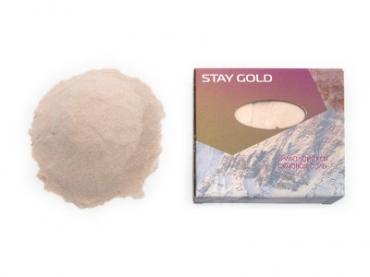 Гималайская розовая соль для ванны, фракция 3-5мм STAY GOLD 0,5 кг