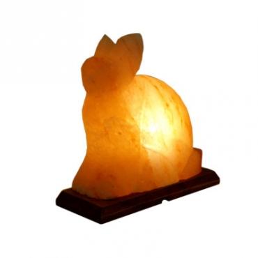 Соляной светильник STAY GOLD Кролик