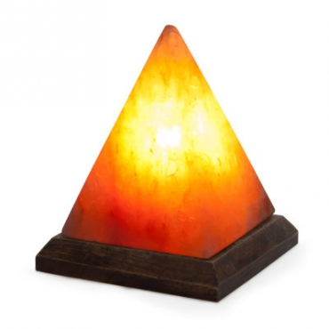 Соляной светильник STAY GOLD Пирамида большая